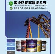 高级环保醇酸漆