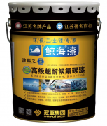 高级超耐候氟碳漆(双)
